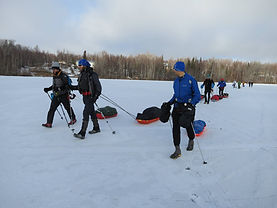 Dr Mark Hines Iditarod Trail Invitational