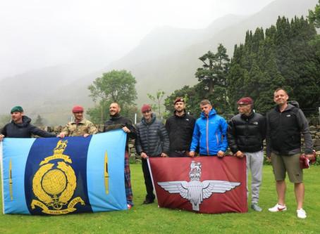 Kinsmen Regiment Commando Raid