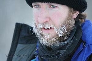 Dr Mark Hines Yukon Arctic Ultra