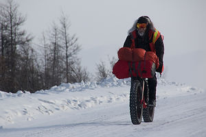 Dr Mark Hines Arctic Canada Sonder Fat Bike