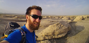 Dr Mark Hines Ultra Trail Gobi Race