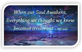 When the Soul Awakens