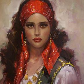My Pirate Lady - A Mystical Encounter