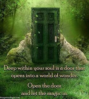 Magical Soul Door