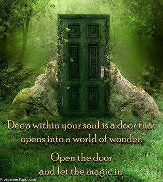 Magical Soul Door