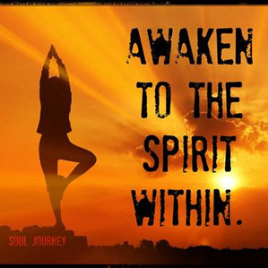 As Our Spirit Awakens