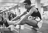Ronnie Kaufman 1965 high school track