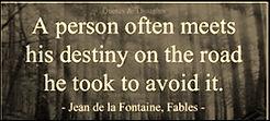 Avoiding Destiny