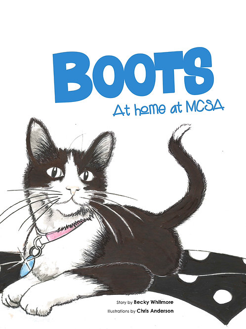 BOOTS the book