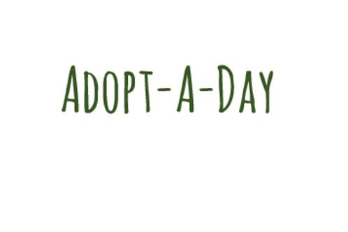 Adopt-A-Day Sponsorship
