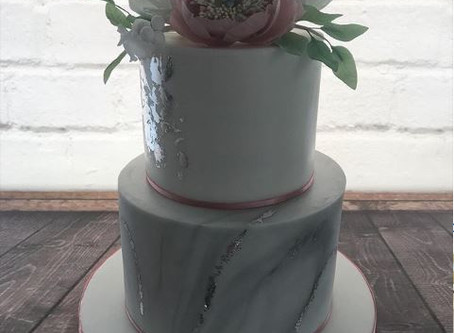 Wedding cakes and micro weddings