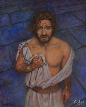 Kind David Psalmist, Incarnational Series 1
