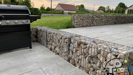 AMENAGEMENT GABIONS