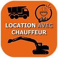 TP LOCATION PELLE / CAMION + CHAUFFEURS