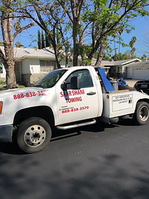 Local Towing in Los Angeles, CA.