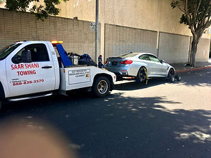 Towing Services in Reseda