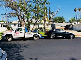 Towing & Roadside Santa Clarita