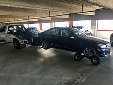 Low clearance towing los angeles