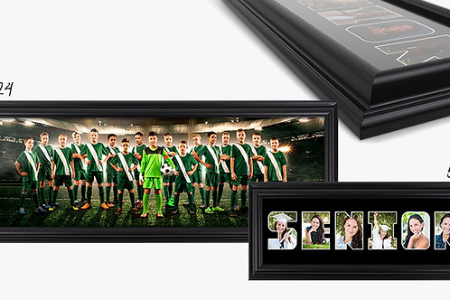 Senior Frame & Team Prints