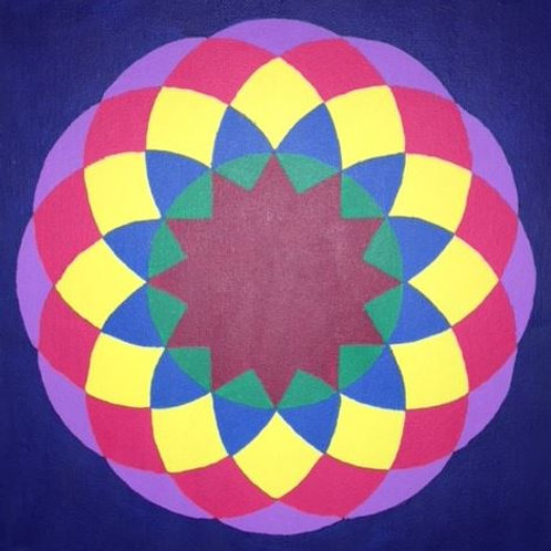 Sacred Geometry Paintings