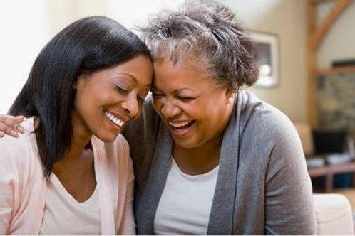Women's Wisdom 2: Mother-Daughter Empowerment