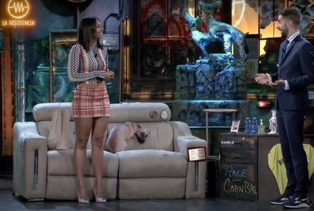 Nia Correia apuesta por la nueva marca de calzado XRebbels en La Resistencia y Fast & Furious 9