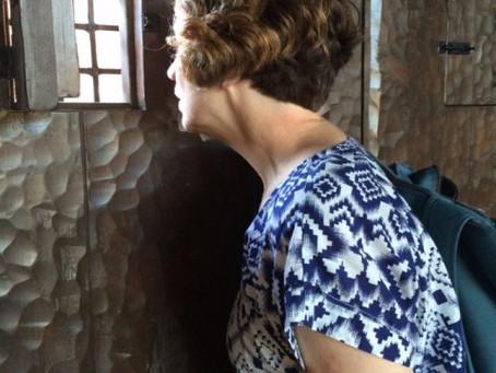 Quarantine Confidential: Rebecca Krinke