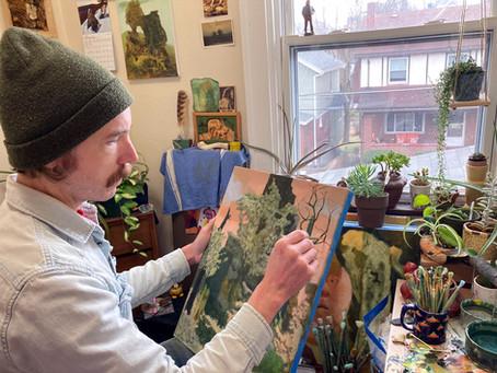City 2 City With Painter Joseph Noderer