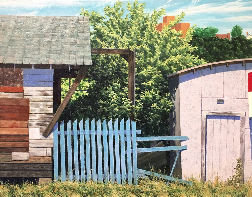 Jim Nawara Painting