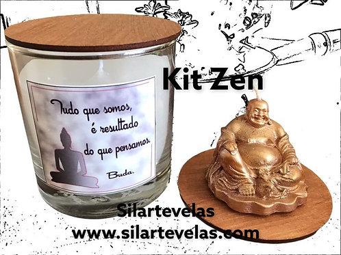 Kit velas zen