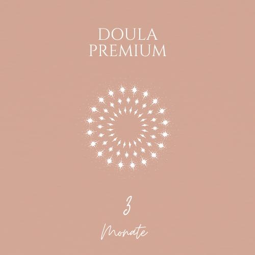 Doula Premium Package II - 3 Monate