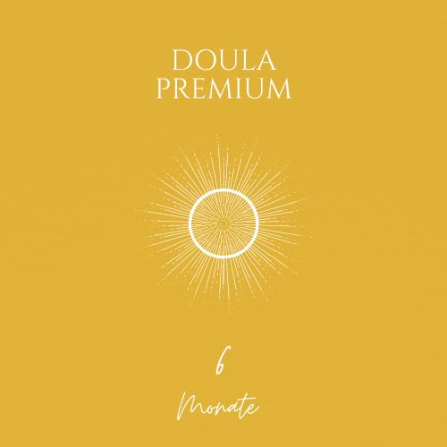 Doula Premium Package III - 6 Monate