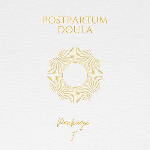 Doula Postpartum Package I