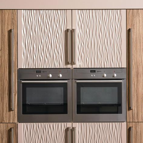Sahara Carved Doors Vertical