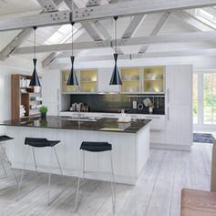 Opengrain White Venice Kitchen