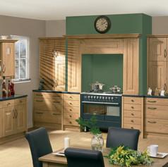 Pippy Oak Oxford Kitchen