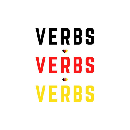 How to learn German verbs?