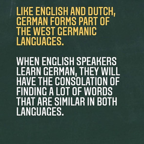 What to expect from a German A1.1 Beginner German class @GermanMind