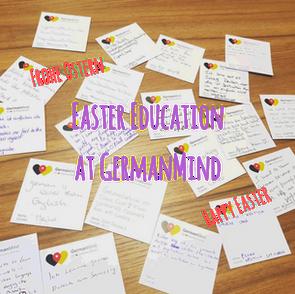 Easter Education at GermanMind