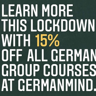Learn a new language in 6 weeks with GermanMind