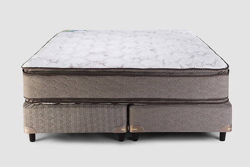 SOMIER SUAVESTAR BOREAL CON PILLOW TOP QUEEN SIZE $ 96.200
