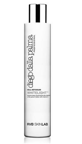 WHITE SERUM-LOTION WITH VITAMIN C  (250 ml bottle) 50% 純維他命 C 鑽石美白精華 250ml