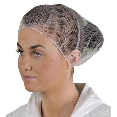 Disposable Hair Cap  磨姑髮網 ( 一包 )