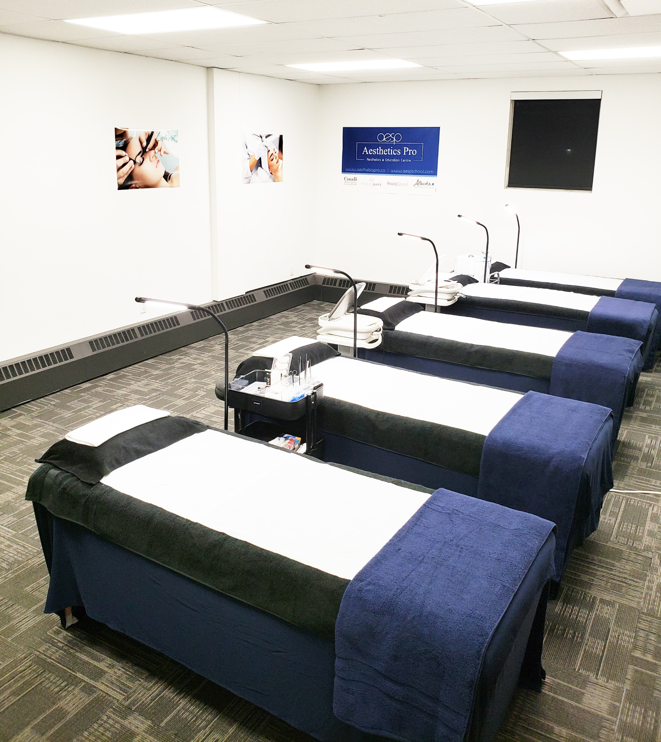 Practical Room