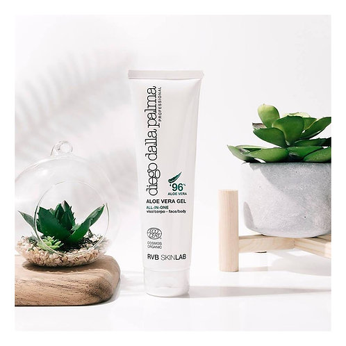 Organic 96% Aloe Vera Gel All-in one Face/Body 150ml 有機 96% 純蘆薈控油消炎啫哩