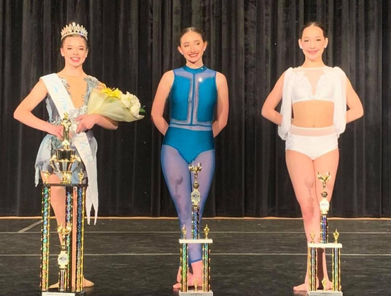 Teen Miss Dance of Louisiana Competition