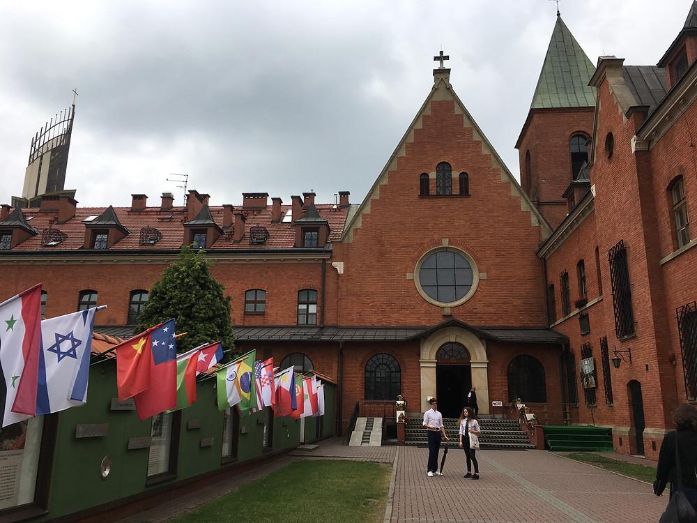 Lagiewniki Sanctuary, Krakow, Poland