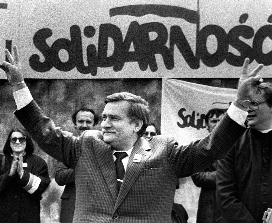 Lech Walesa Solidarity