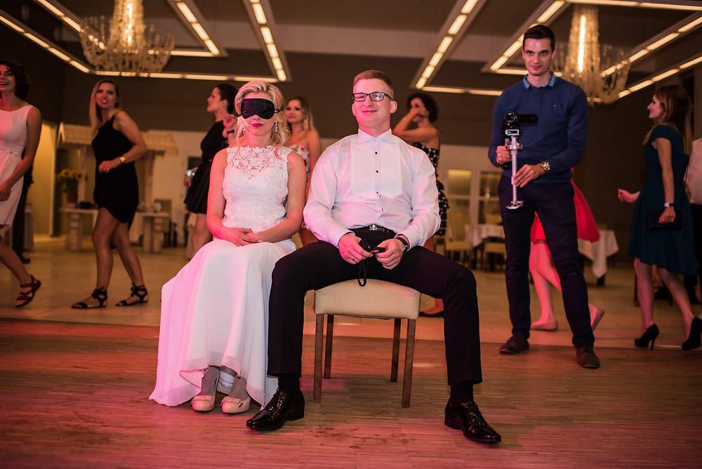 Polish wedding, Oczepiny