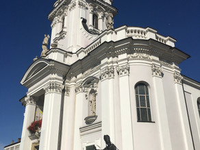 Wadowice - the hometown of the Polish Pope